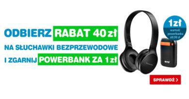 Odbierz rabat i zgarnij Powerbank za 1 zł w OleOle!