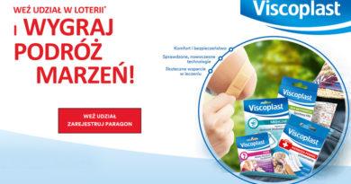 Loteria Viscoplast: Wygraj podróż marzeń!