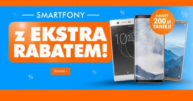 Smartfony nawet do 200 zł taniej w Electro