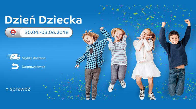 Promocje na Dzień Dziecka na eMag.pl