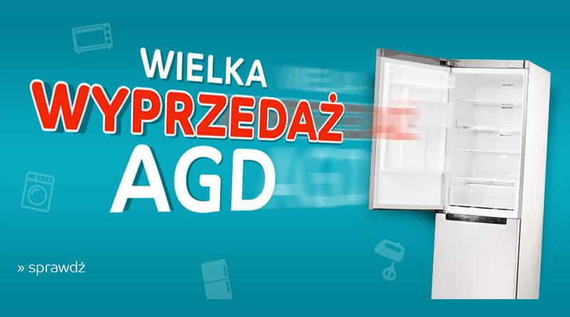 Wielka wyprzedaż AGD na eMag.pl