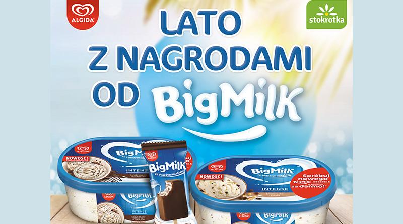 Konkurs Stokrotka: Lato z nagrodami od Big Milk