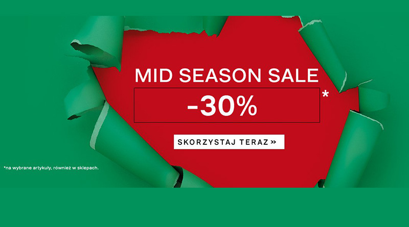 Mid Season Sale do 30% taniej w Deichmann