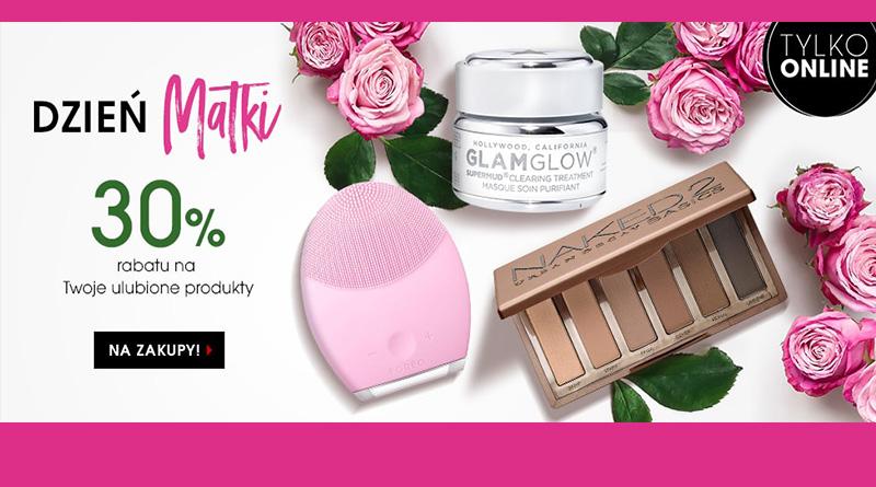 Rabat 30% na Dzień Matki w perfumerii Sephora