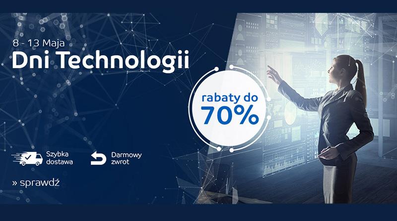 Dni Technologii z rabatami do 70% na eMag.pl