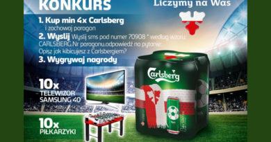 Konkurs Tesco: Mistrzowski konkurs z Carlsberg w Tesco