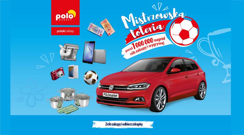 Loteria Polomarket: Mistrzowska loteria 2018