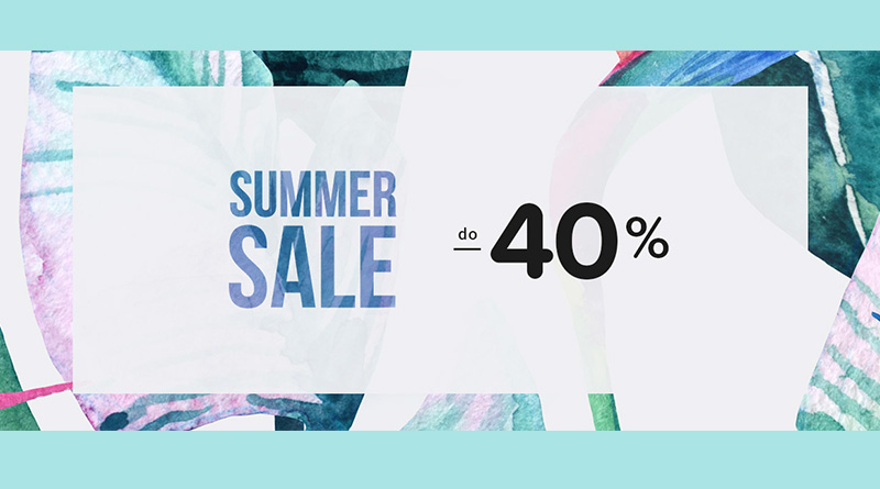 Summer Sale do -40% na eobuwie.pl