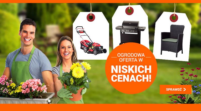 Ogrodowa oferta w niskich cenach w sklepie Avans.pl