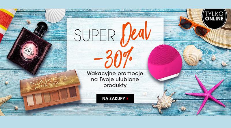 Rabaty do -30% w perfumerii Sephora
