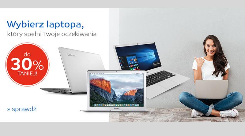 Kup laptopa do 30% taniej na eMag.pl