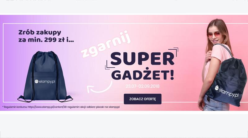 Zgarnij super gadżety w sklepie elampy.pl