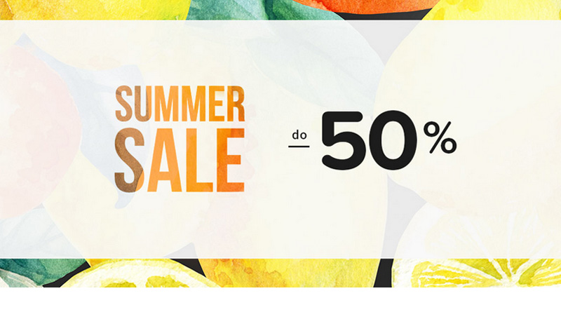 Summer Sale do -50% taniej na eobuwie.pl
