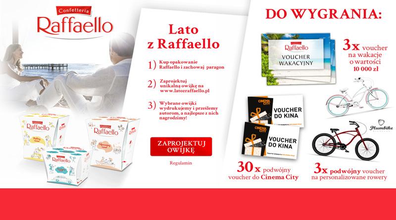 Konkurs Raffaello: Lato z Raffaello
