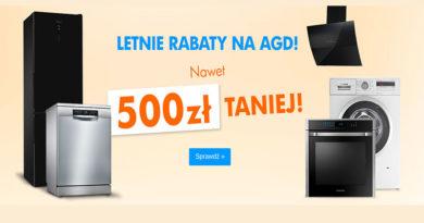 AGD nawet 500 zł taniej w sklepie Electro