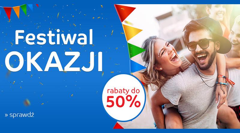 Festiwal okazji z rabatami do 50% taniej na eMag.pl