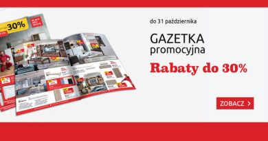 Rabaty w Black Red White do 30% taniej