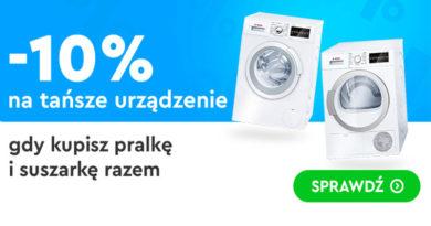 Rabat 10% na tańsze urządzenie w OleOle