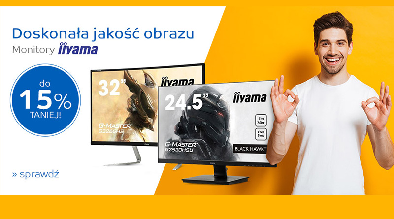 Monitory LCD i LED do 15% taniej na eMag.pl