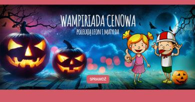 Zabawki na Halloween w sklepie Urwis.pl