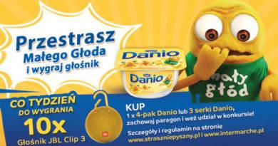 Konkurs Intermarche: Przestrasz Małego Głoda i wygraj głośnik