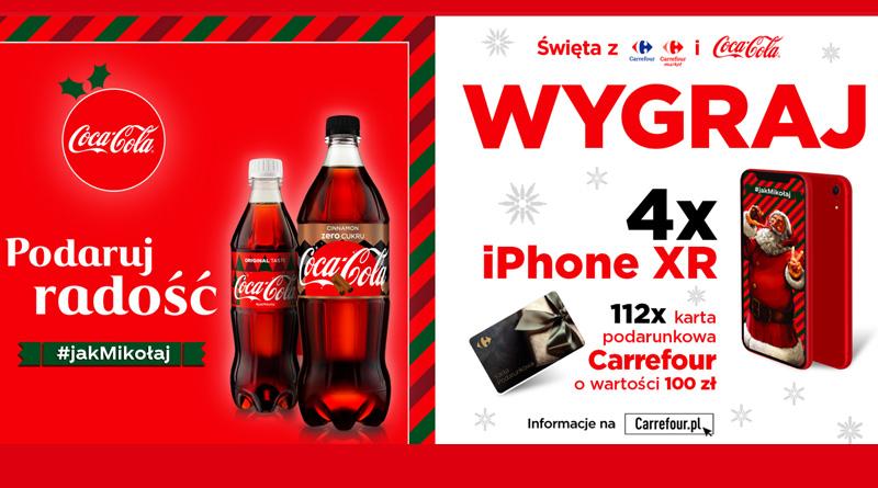 Loteria Carrefour: Wygraj prezent