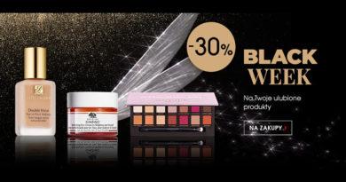 Black Week z rabatem do 30% taniej w Sephora