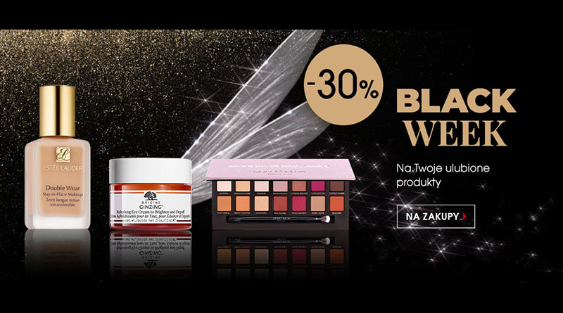 Black Week z rabatem do 30% taniej w Sephora
