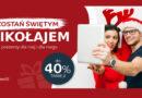 Mikołajkowe rabaty do 40% taniej na eMag.pl