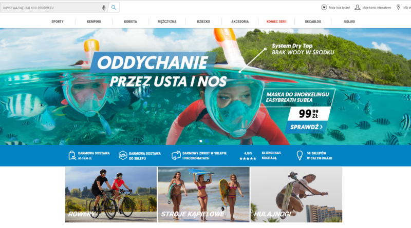 Karta decathlon – co daje? Opinie